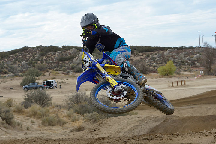 Jay Clark Enterprises/TMR Yamaha YZ125 Project Bike - Dirt Bikes