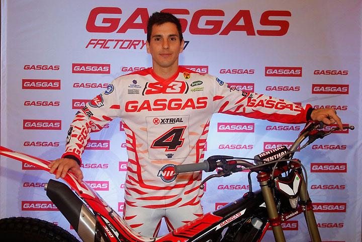 Gas Gas Factory Trials Team