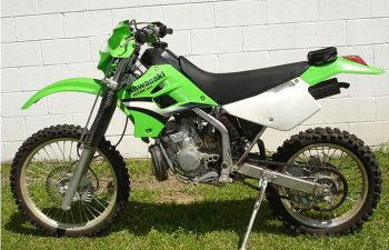 used dirtbike