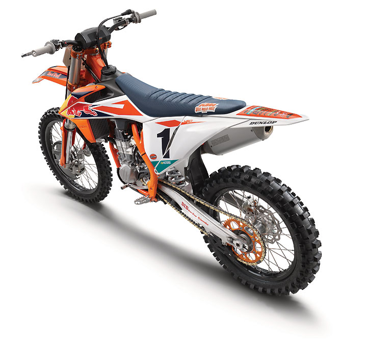 2018 KTM 450SX-F Factory Edition