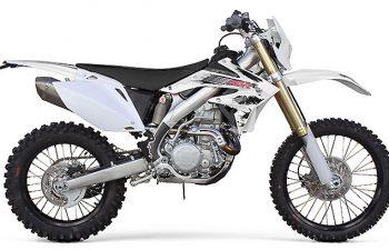 Chinese dirt bike