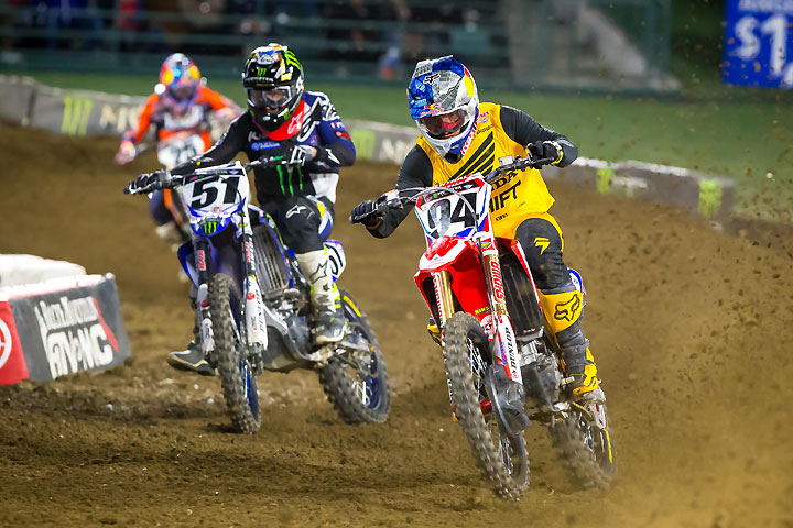 2018 Anaheim II Supercross
