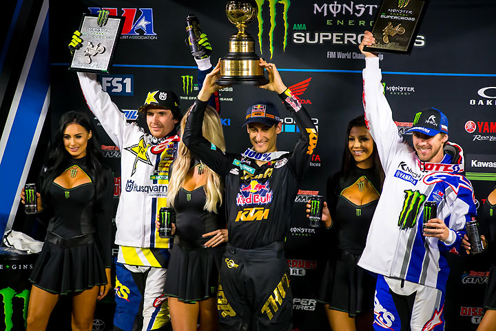 2018 Anaheim I Supercross