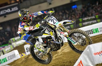 Supercross: Top 5 Reasons Why Jason Anderson Is A Title Contender