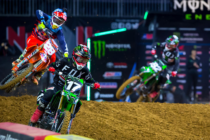 2018 Houston Supercross