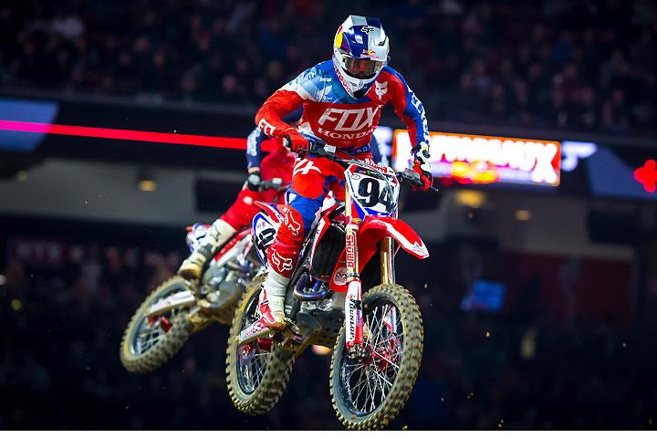 Honda Of Seattle >> Ken Roczen Talks About 2018 Houston Supercross Runner-Up ...