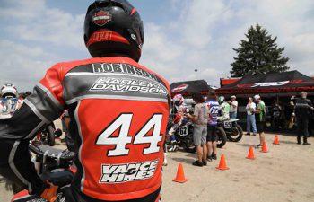 Harley-Davidson Factory Flat Track