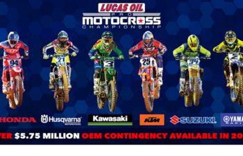 Lucas Oil Pro Motocross 2018
