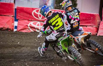 Monster Energy Supercross Foxborough 2018