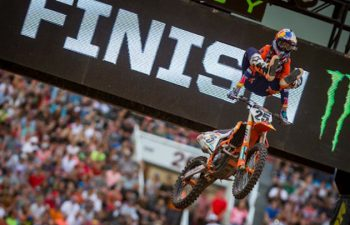 Jason Anderson Marvin Musquin Salt Lake City SX 2018