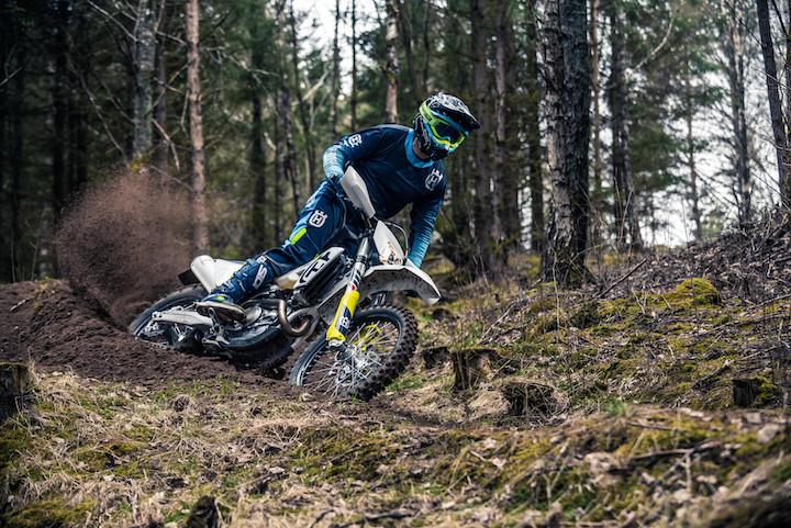 2019 Husqvarna Off-Road and Dual-Sport Models