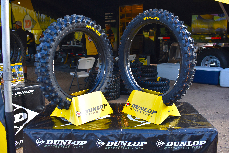 Dunlop Geomax MX33