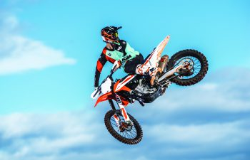 2019 KTM SX and SX-F Model Lineup
