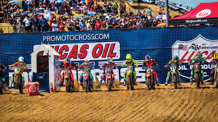 2018 Lucas Oil Pro Motocross Championship Round 1 Hangtown