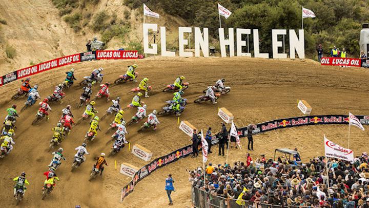 Lucas Oil Pro Motocross Glen Helen 2018