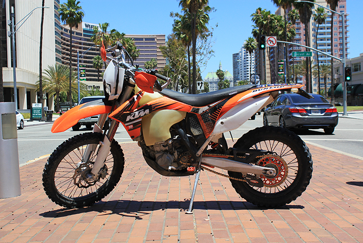 Can You Ride a Dirt Bike on the Road?