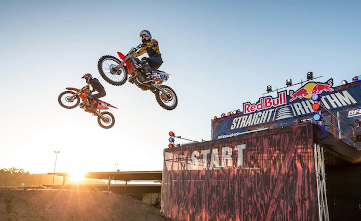 Red Bull Straight Rhythm 2018