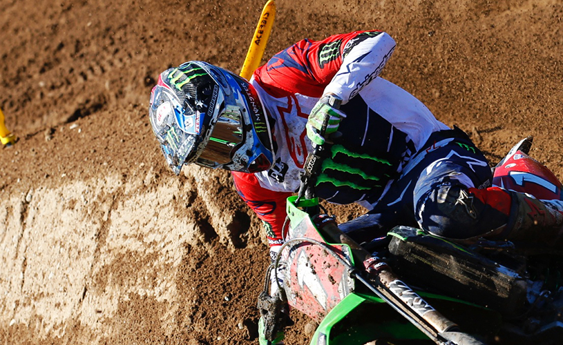 Best Dirt Bike Helmets of the top Motocross racers
