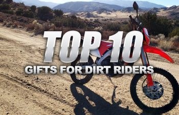 gifts for any dirt bike rider