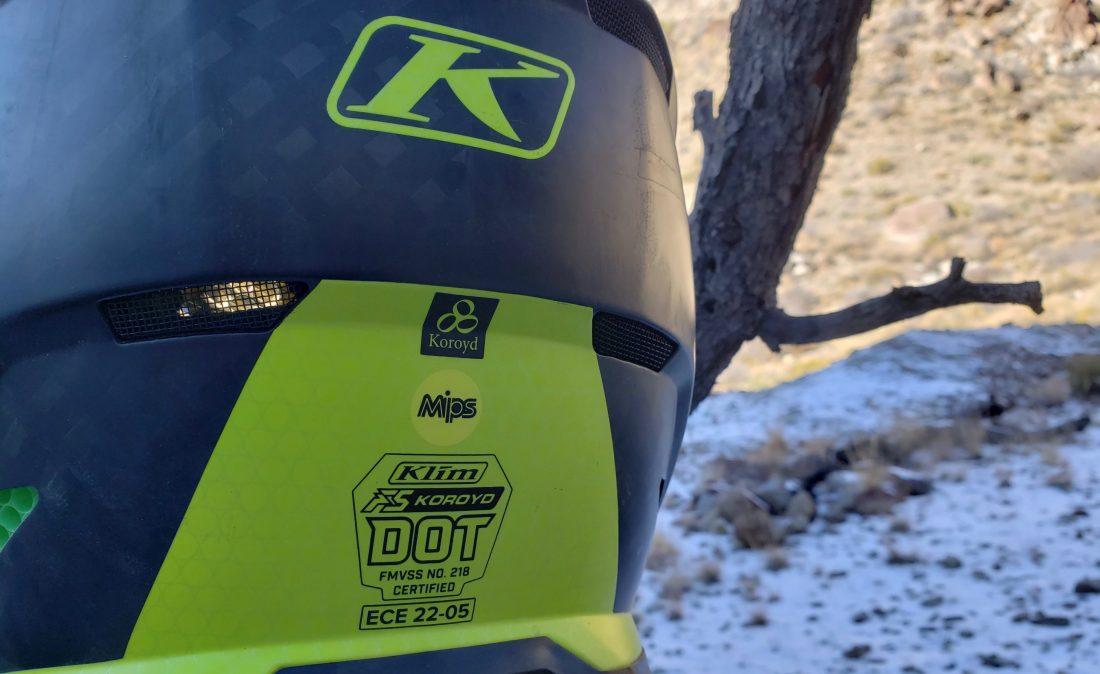 KLIM F5 Koroyd Helmet Review