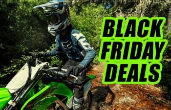 Black Friday Dirtbike Deals
