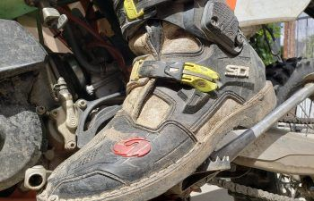 Sidi Crossfire 3 boot review