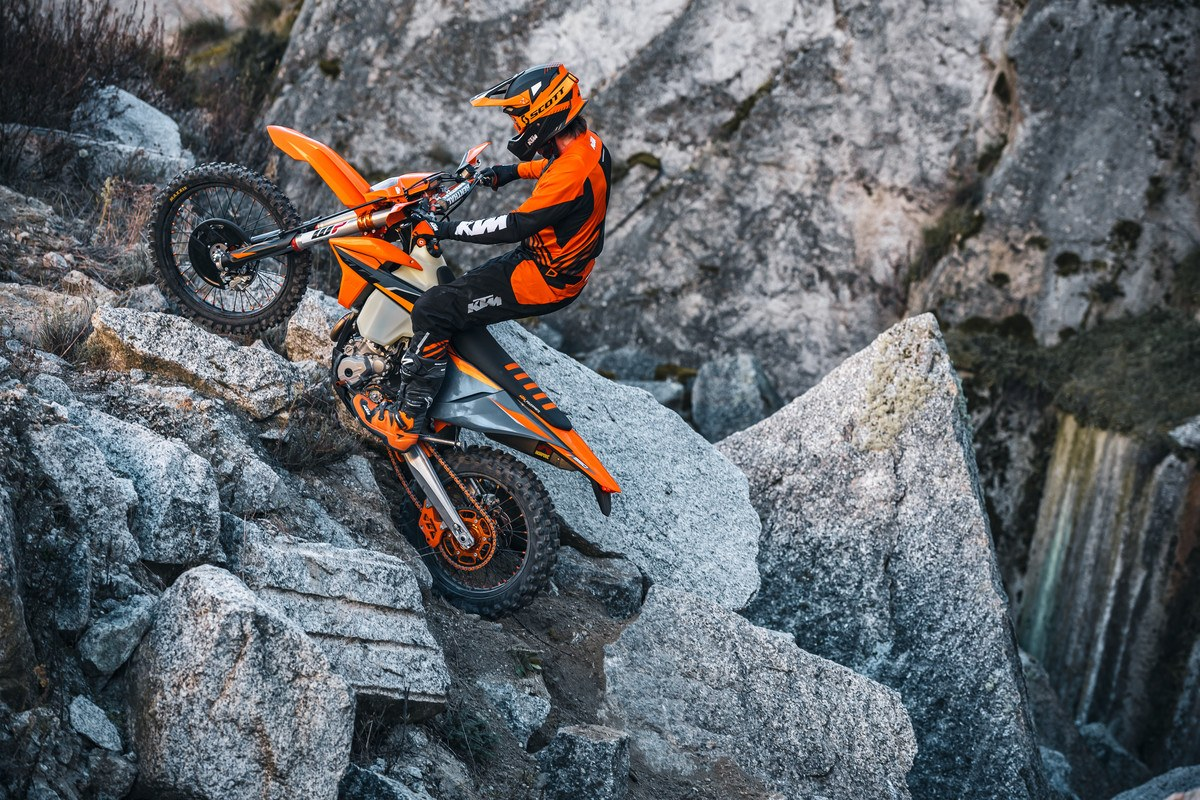 2021 KTM Off-Road Range