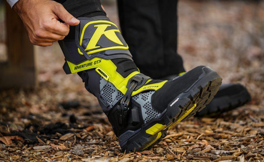 klim adventure GTX boots