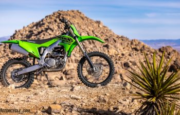 Kawasaki KX250X Review