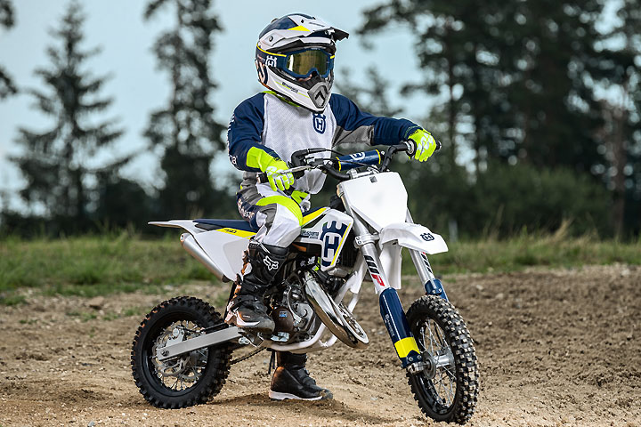 New Bikes 2017 Husqvarna Tc 50 And Tc 65