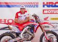 MXGP: 2017 Honda CRF450RW to Debut in America