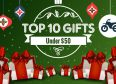 DirtBikes.com 2014 Holiday Gift Guide–Gifts Under $50